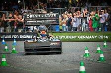 Formula Student - GFR wiederholt überlegenen FSG-Erfolg