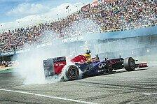 Formel 1 - Buemi: Red Bull hängt von Renault ab