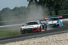 ADAC GT Masters - Schwieriges Wochenende für Prosperia C. Abt Racing
