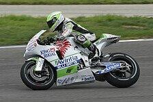 MotoGP - Barbera erneut schnellster Open-Pilot