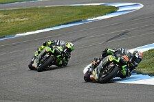 MotoGP - Tech3-Duo schwebt nach Brünn