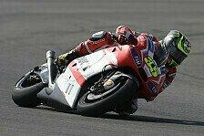 MotoGP - Dovizioso im gelobten Land, Crutchlow unter Druck
