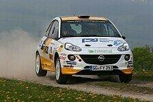 WRC - ADAC Rallye Deutschland und der Rallye-Nachwuchs