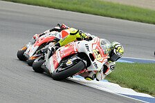MotoGP - Iannone mit seltsamen Problemen