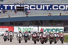 IDM - Assen: Erstmals komplettes Ducati-Podest