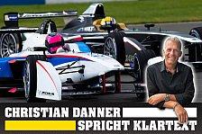 Formel E - Christian Danner spricht Klartext