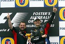 Formel 1 - Webber peilt bestes Heimergebnis an