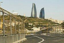 Formel 1 - Ecclestone: Baku guter Ersatz für Monza