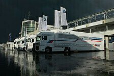DTM - Bilder: Nürburgring - Vorbereitungen