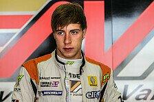 GP2 - Schweizer Amberg startet in der GP2
