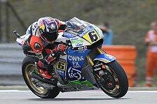 MotoGP - Bradl: Platz acht nach verschissenem Training