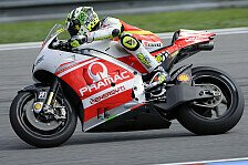 MotoGP - Iannone in Marquez' Windschatten in Reihe eins
