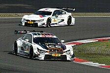 DTM - Wittmann: Das Auto war unglaublich