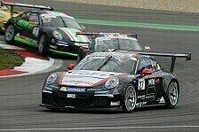 Carrera Cup - Schmidt: Doppelprogramm mit Lechner Racing