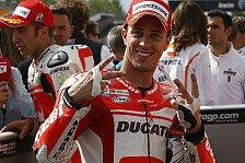 MotoGP - Dovizioso: Dall'Ignas Logik macht den Unterschied