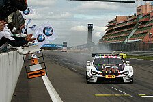 DTM - Bilder: Nürburgring - Rennen
