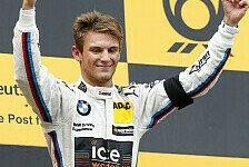 DTM - Konkurrenten sicher: Wittmann macht den Sack zu