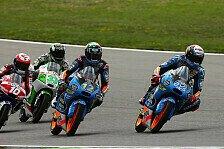 Moto3 - Rins gewinnt Tausendstelkrimi