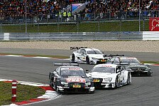 DTM - Scheider stellte Rennkommissare in Frage