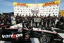 IndyCar - Video: 50 Jahre Team Penske im Motorsport