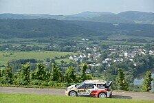 ADAC Rallye Deutschland - Bilder: ADAC Rallye Deutschland 2014