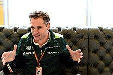 Formel 1 - Albers: Lotterer fährt nicht wegen des Geldes