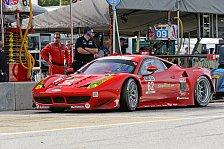 USCC - Kaffer mit erfolgreichem Daytona-Test