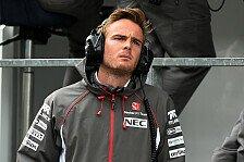 Formel 1 - Van der Garde: Es sieht gut aus für 2015