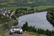 WRC - Effektiver Umweltschutz bei der Rallye Deutschland