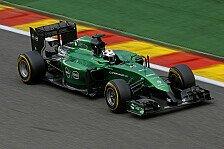 Formel 1 - Lotterer lehnt Caterham-Angebot ab