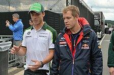 Formel 1 - Lotterers Zukunft: Bleibt er bei Caterham?