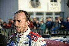 Formel 1 - Kubica: Die Gefahr fährt immer mit