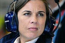 Formel 1 - Claire Williams: Sicherheit vor Ästhetik