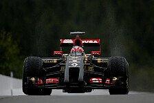 Formel 1 - Nick Chester: 360 km/h sind möglich