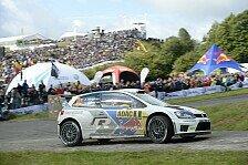 WRC - Viele Neuerungen bei ADAC Rallye Deutschland