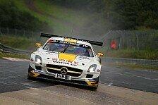 VLN - Rowe Racing tritt mit drei SLS an