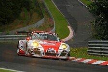 VLN - Frikadelli Racing nach Unfall ausgeschieden