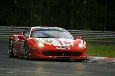 VLN - Frühes Rennende für racing one