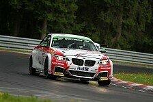 VLN - BMW M235i Cup - Sorg: Glück im Unglück