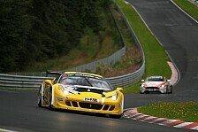 VLN - GT Corse by Rinaldi vom Pech verfolgt