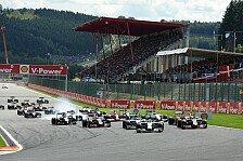 Formel 1 - Spa: Klassiker bleibt der F1 erhalten