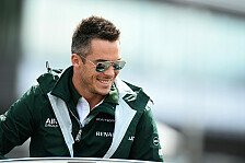 Formel 1 - Caterham: Lotterer-Comeback in Abu Dhabi?