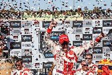 IndyCar - Dixon gewinnt in Sonoma