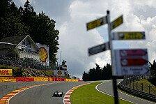 Formel 1 - Bilderserie: Belgien GP - Statistiken zum Rennen
