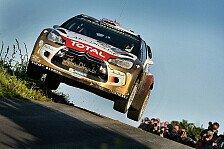 WRC - Meeke: Frustriert, aber nicht emotional