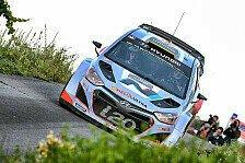WRC - Hyundai nominiert Trios für Frankreich und Spanien
