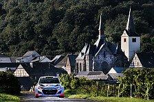 WRC - Neuville: Dank Sechsfach-Überschlag zum Sieg?