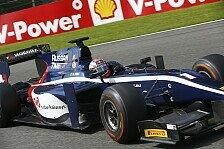 GP2 - Russian Time auch 2015 mit Evans und Markelov