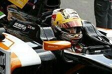 GP2 - Hilmer Motorsport mit Podesthoffnung in Italien