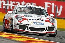 Supercup - Aufstieg in den Porsche Mobil 1 Supercup